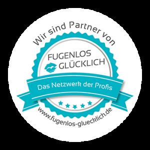 Fugenlos Glücklich Logo