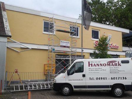 Malerarbeiten - Fassadenarbeiten