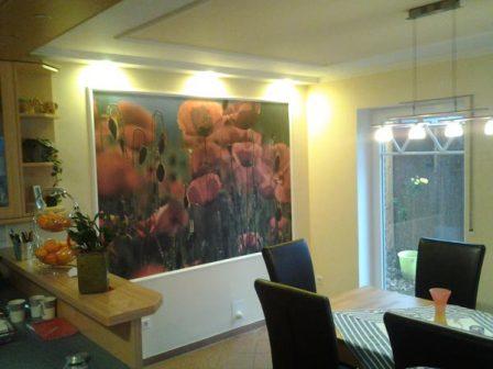 Malerarbeiten - Esszimmer