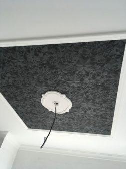 Malerarbeiten - Deckengestaltung